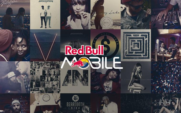 RedBull Mobile - Projekt